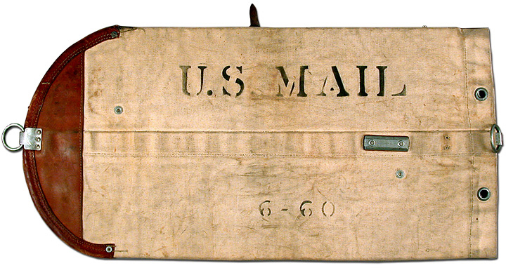 U.S. Mail sturdy bag