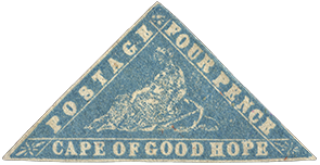 4p Seated Hope single, 1861