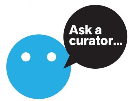 Ask a Curator Day logo