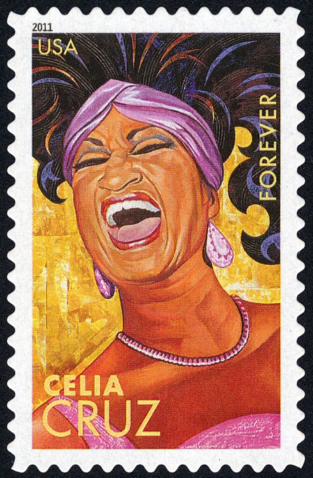 Stamp Stories: Celia Cruz | National Postal Museum
