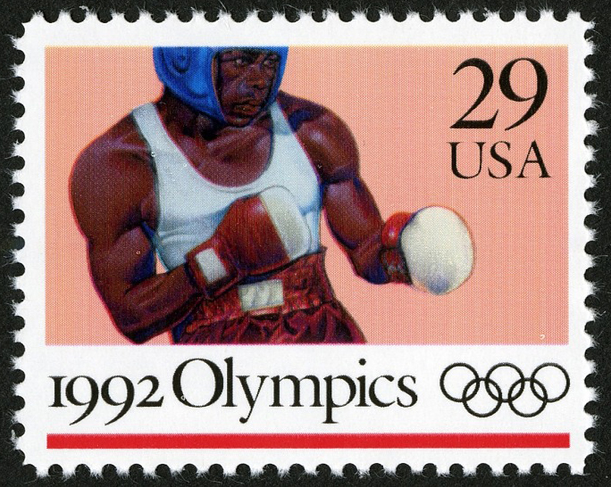 29-cent Boxing stamp