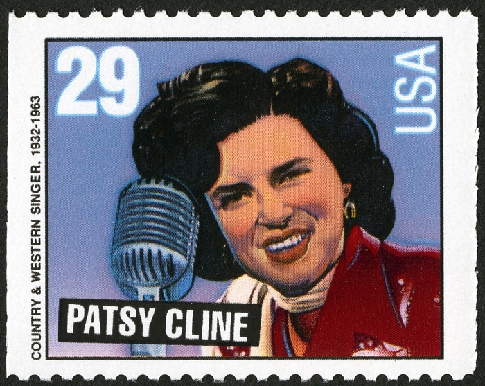 29-cent Patsy Cline stamp