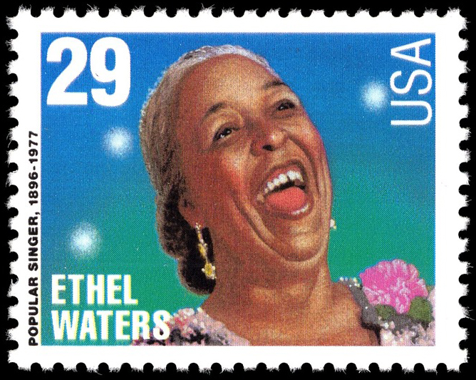29-cent Ethel Waters stamp