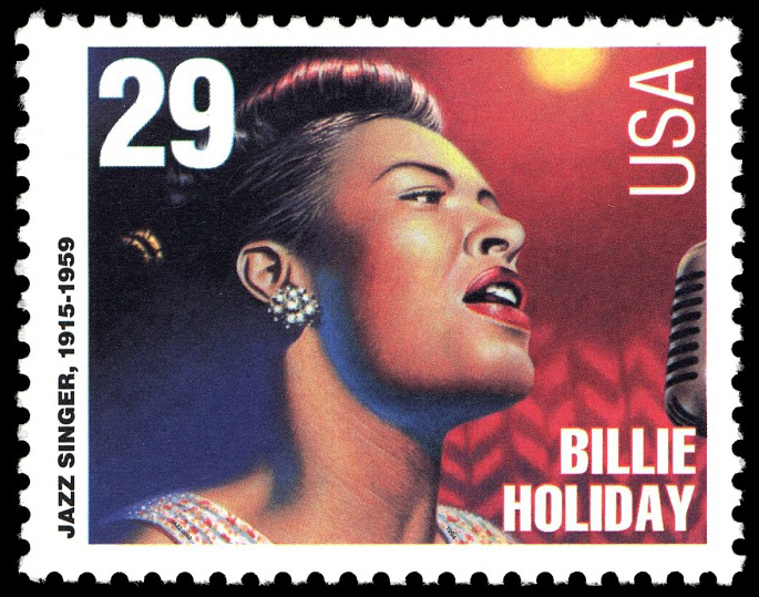 29-cent Billie Holiday stamp