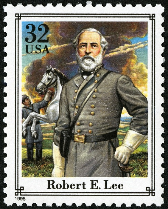 32-cent Robert E. Lee stamp