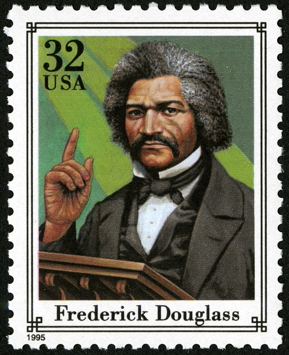 32-cent Frederick Douglass stamp