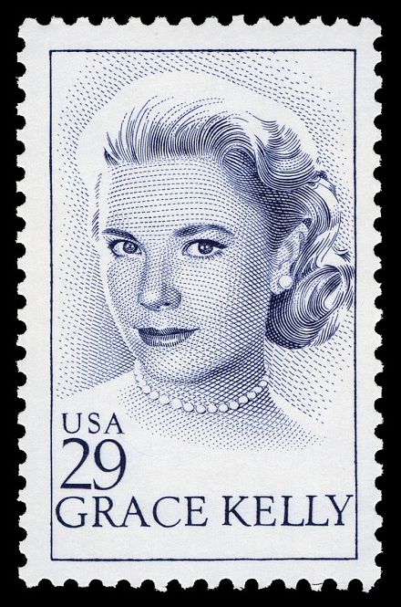 29-cent Grace Kelly stamp