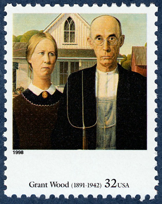 32-cent stamp stamp featuring