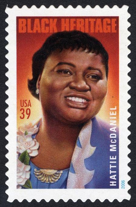 39-cent Hattie McDaniel stamp