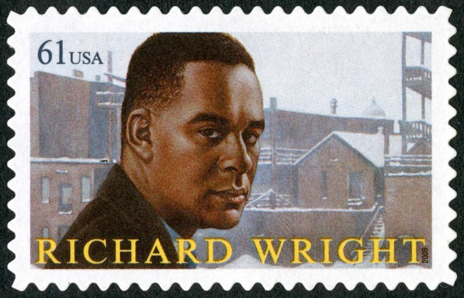 61-cent Richard Wright stamp