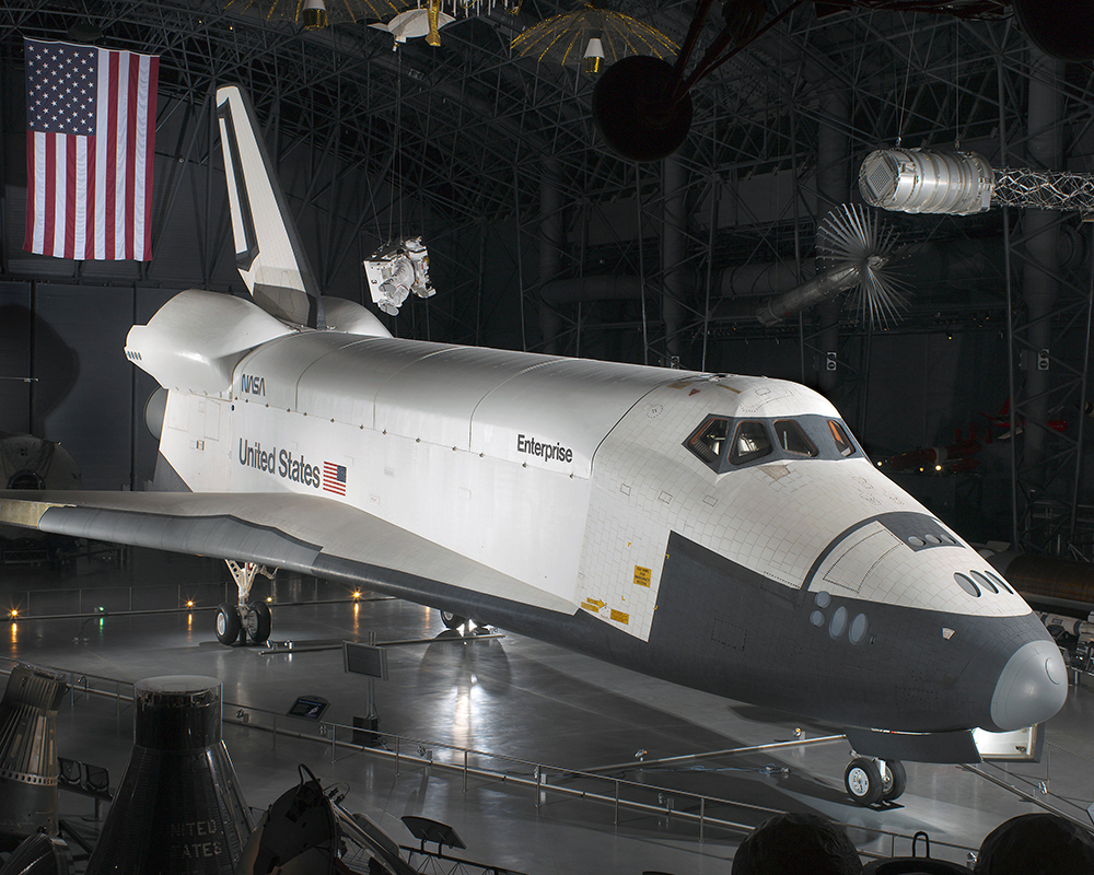 Space Shuttle, Enterprise OV-101