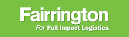 Fairrington For Full Impact Logistics
