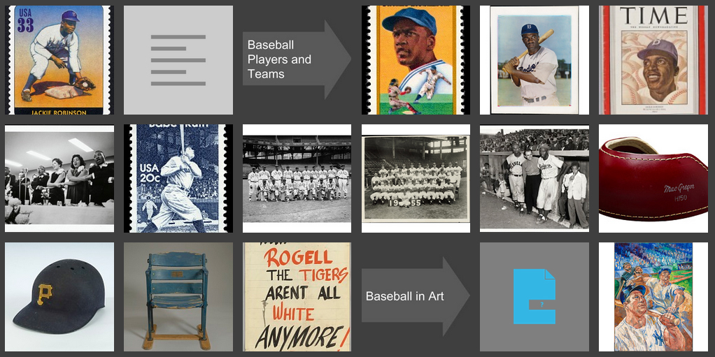 Segregation, Integration, and the Civil Rights Movement in Baseball and the United States Postal Service collection in the Smithsonian Learning Lab