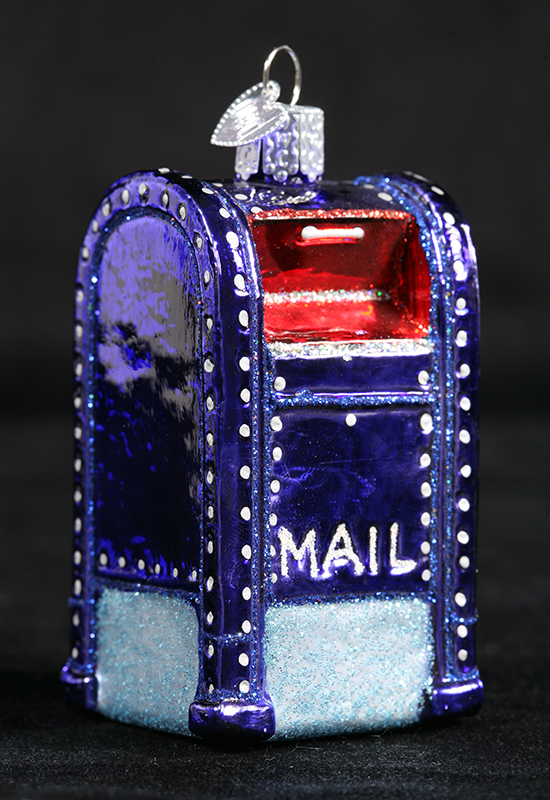 Mail Box ornament