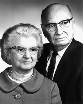 Garry and Caroline Myers