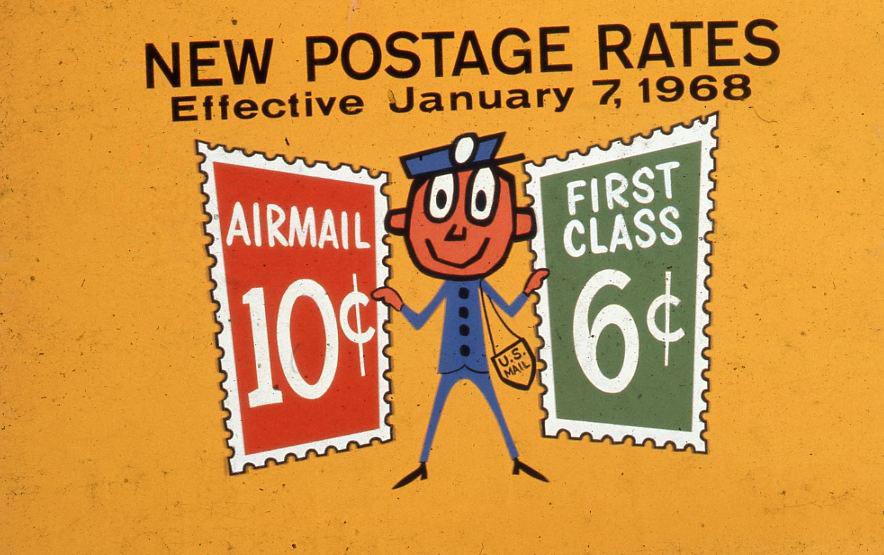 Mr. ZIP enseña a usar el Código postal
