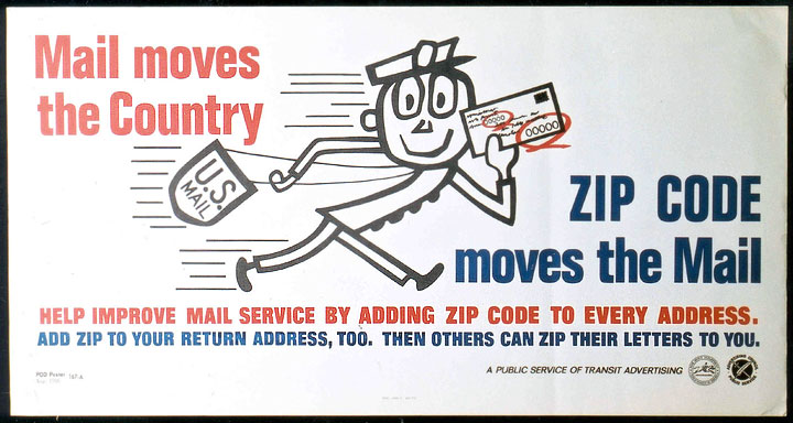 Mr. ZIP contra el Snail Mail