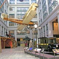 National Postal Musuem Atrium