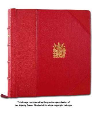 King George V stamp book