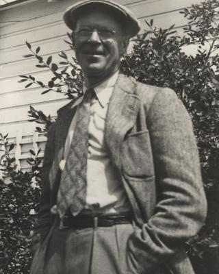 photo of Ernst W. Puttkammer