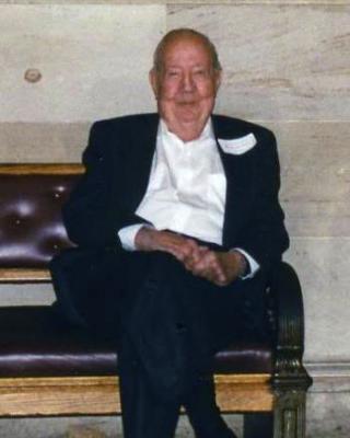 photo of William H. Ahmanson