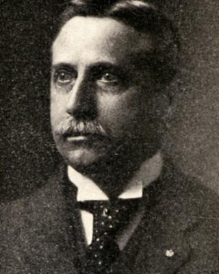 headshot of Clarence Henry Eagle