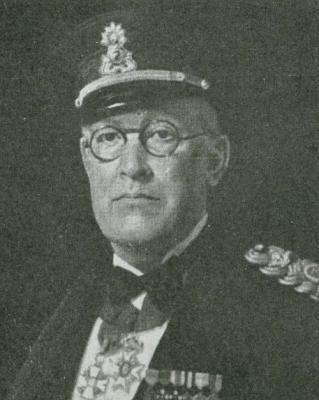 photo of B. Hans Lagerloef