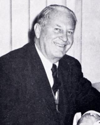 headshot of George Ludlow Lee