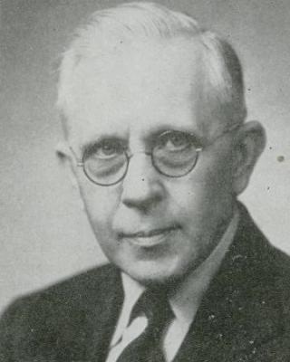 headshot of Henry A. Meyer