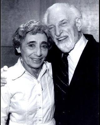 Arthur and Erna Salm