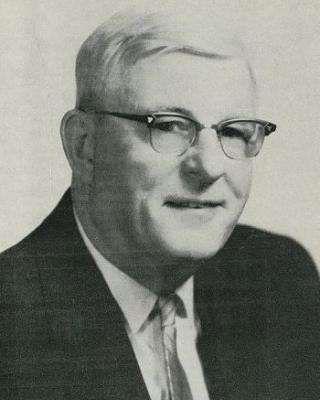 headshot of George T. Turner
