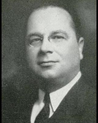 headshot of Philip Ward