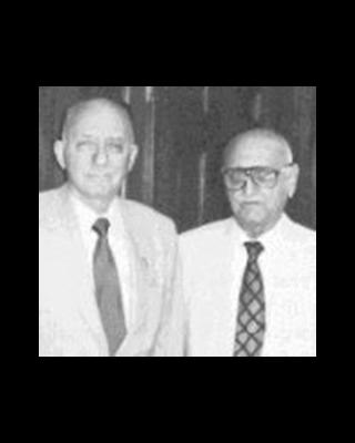 photo of Raymond and Roger Weill